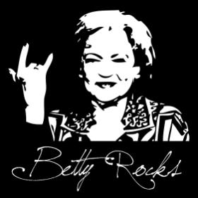 Betty Rocks - T-shirt