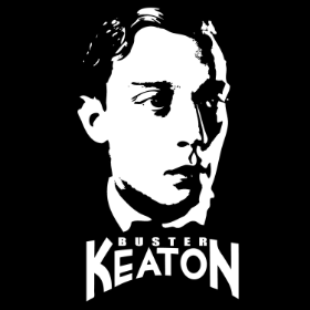 A Tribute to Buster Keaton - T-shirt