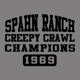 Spahn Ranch Creepy Crawl - T-shirt