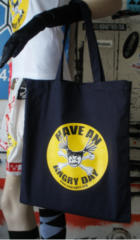 Have an Angry day - Tote Bag