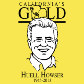 A Tribute to Huell Howser - T-shirt