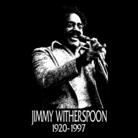 A Tribute to Jimmy Witherspoon- T-shirt