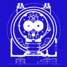 Large Hadron Collider Diagram- T-shirt