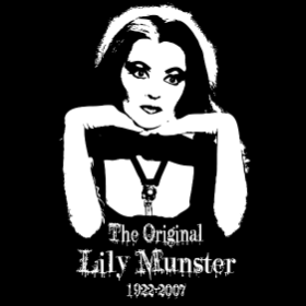 A Tribute to Lily Munster- T-shirt