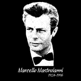 A Tribute to Marcello Mastroianni - Girl's T-shirt
