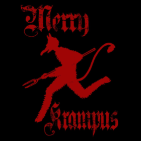 Merry Krampus - T-shirt