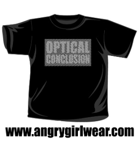 Optical Conclusion - T-shirt