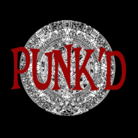 Punk'd by the Mayans - T-shirt
