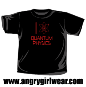 Quantum Physics - T-shirt