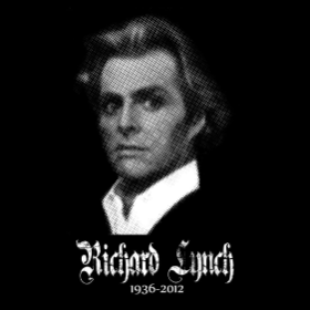 A Tribute to Richard Lynch - T-shirt