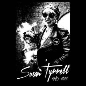 A Tribute to Susan Tyrrell - T-shirt