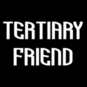Tertiary Friend - T-shirt