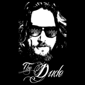 The Dude Tribute - T-shirt