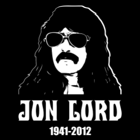 A Tribute to Jon Lord - T-shirt