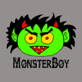 MonsterBoy - T-shirt