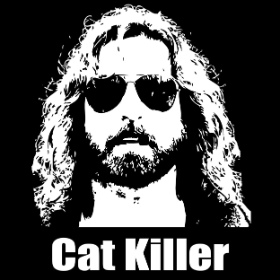 "Cat Killer ""Rocco"" - T-shirt"