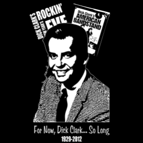 Dick Clark Tribute - T-shirt