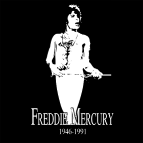 A Tribute to Freddie Mercury - T-shirt