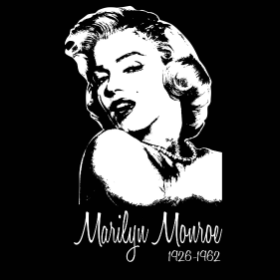 A Tribute to Marilyn Monroe - T-shirt