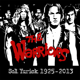 A Tribute to Sol Yurick, The Warrioirs - T-shirt