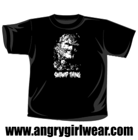 Swamp Thing - T-shirt