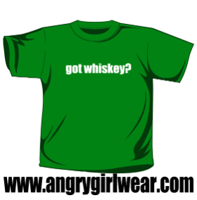 Got Whiskey?
