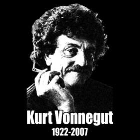 A Tribute to Kurt Vonnegut - T-shirt