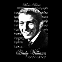 A Tribute to Andy Williams - T-shirt