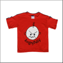 Angrybaby Youth Tee