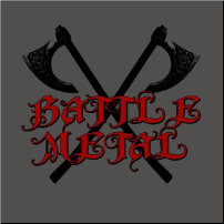 Battle Metal - T-shirt