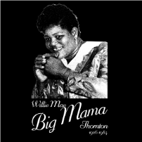 "A Tribute to Willie Mae ""Big Mama"" Thornton - T-shirt"