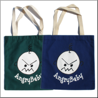 AngryBaby Tote Bags-Limited Edition!