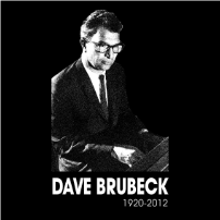 A Tribute to Dave Brubeck - T-shirt