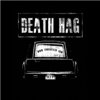 Death Hag/Hearse T-shirt