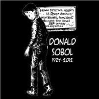 A Tribute to Donald Sobol- T-shirt