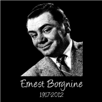 A Tribute to Ernest Borgnine - T-shirt