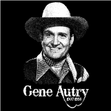 A Tribute to Gene Autry - T-shirt