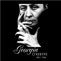 A Tribute to Georgia O'Keeffe - T-shirt