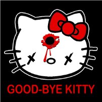 Good-Bye Kitty - T-shirt