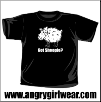 Got Sheeple? - T-shirt