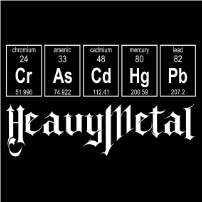 Heavy Metal - T-shirt