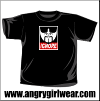 Ignore - T-shirt