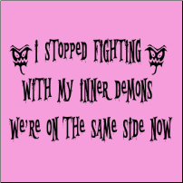 Inner Demon - T-shirt