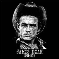A Tribute to James Dean - T-shirt