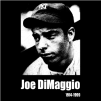 A Tribute to Joe DiMaggio - T-shirt