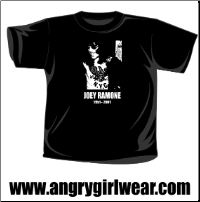 Joey Ramone Tribute - T-shirt