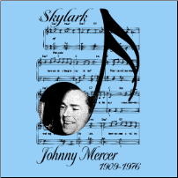 A Tribute to Johnny Mercer - T-shirt