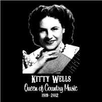 A Tribute to Kitty Wells - T-shirt