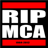 "Adam ""MCA"" Yauch Tribute - T-shirt"