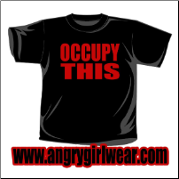 Occupy This T-shirt